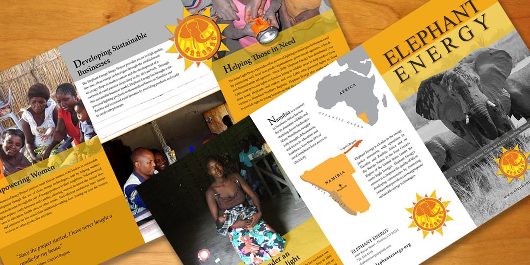 Brochures & Newsletters | Timothy Schommer Design